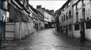 Lower Waterloo Street Circa 1970 (BT Portrait of a City)