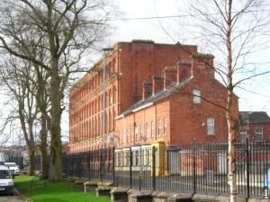 Former Rosemount Shirt Factory, Derry