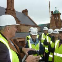 Specialist Roofing workshop with master roofer Gordon Penrose