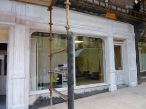 16-20 Waterloo Street: Shopfront Reinstatement