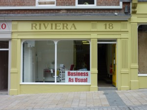 16-20 Waterloo Street: Shopfront Reinstatement