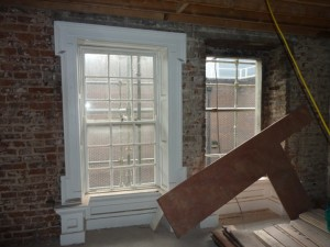 Repairing and preserving original window frames