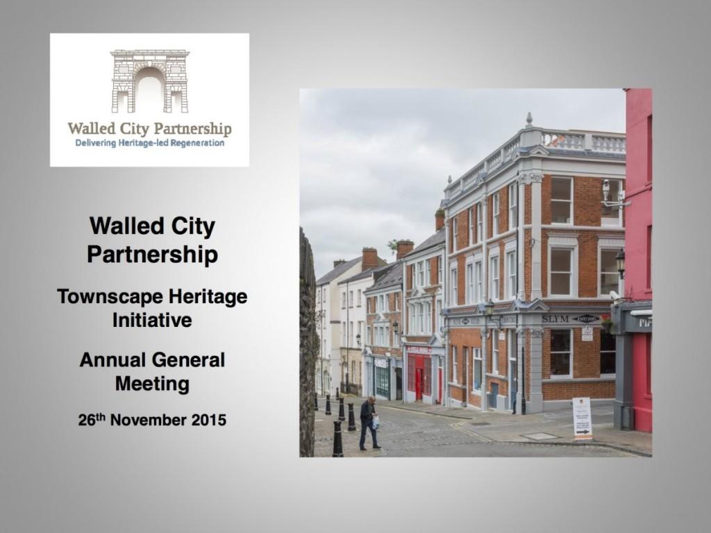 WCP AGM 2015 Presentation
